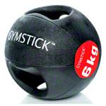 Sportball - Gymstick Medizinball mit Griffen, ø 25 cm, 6 kg