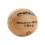 Sportball - Medizinball aus Leder, ø 22 cm, 1,5 kg