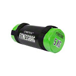 Sportball - Gymstick Fitnessbag, 5 kg, grün, ø 20 cm x 50 cm