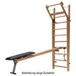 Laufzubehör - NOHrD Combi-Trainer für Sprossenwand, Eiche