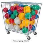 Ballwagen - Ballwagen Exklusiv mit Deckel, 400 L, fahrbar