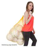 Ballnetz - Ballnetz für 10-12 Bälle, gelb