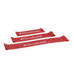 Thera-Band Loop, Ø 29 cm, 7,6x45,5 cm, mittel, rot