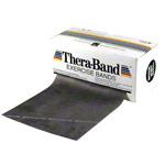 Thera Band - Thera-Band, 5,50 m x 12,8 cm, spezial stark, schwarz
