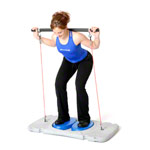 Thera-Band Trainingsstation inkl. Zubeh�r
