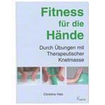 """Therapieknete - Buch """"Fitness für die Hände"""" - Durch Übungen mit Therapeutischer Knetmasse, 80 Seiten"""