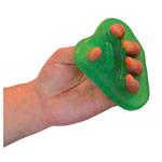 Power Web - Power-Web Flex-Grip Handtrainer, schwer, grün
