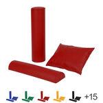 Lagerungsrolle - Lagerungs-Set, 3-tlg., 60 cm Rolle, Halbrolle und Kopfkissen