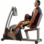 ERGO-FIT Recumbent 3000