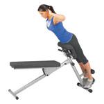 Rückenstrecker - KETTLER Bauch- und Rückentrainer Vario