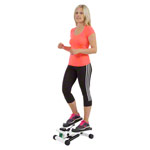 TUNTURI Step-Up Stepper mit Trainingscomputer