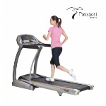 Fitnessstationen - Horizon Fitness Laufband Elite T5000