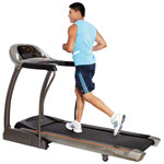 Fitnessstationen - Horizon Fitness Laufband Elite T4000