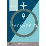 Laufzubehör - Passport Virtual Active - USB Stick, Pack O, (USA, Schweiz)
