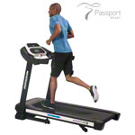 Fitness Laufband - Horizon Fitness Laufband Adventure 3