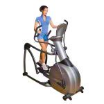 Ellipsentrainer - Vision Fitness Suspension Ellipticaltrainer S7200 HRT