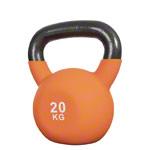 Hantel - Kettlebell, 20 kg, orange