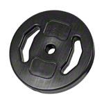 Hantel Gewichte - pumpset!-Hantelscheibe aus Vinyl, ø 2,7 cm, 5 kg, Stück