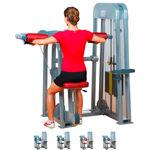 Rückenstrecker - ERGO-FIT Shoulder Abduction 4000