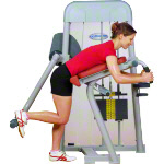 ERGO-FIT Hip Extension 4000 med