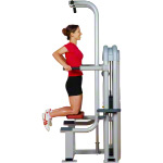 ERGO-FIT Pull Up/Dip 4000 med