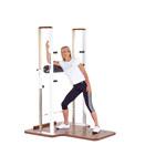 Fitnessstationen - Dr. WOLFF Blackroll-Station Lat & Arm 413