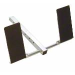Lojer Zugapparat - Fußstütze für Vertikalzugapparat