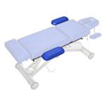 HWK-Medizintechnik - Verschiebbare Seitenpolster für Therapieliege Solid A6 Dynamic