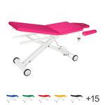 Massageliegen - HWK Therapieliege Solid Viernheim Electric 5-tlg., Breite: 80 cm