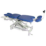 Behandlungsliege - Lojer Therapieliege Manuthera 241 Electric 7-tlg., Breite: 50-56 cm