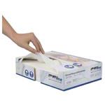 Nasenschlitztücher - Einmal-Nasenschlitztücher, 30x21 cm, 100er Set, in der Spenderbox