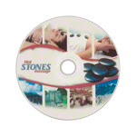 Hot Stone Therapie - DVD Hot Stone, 43 Min.