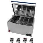 Wasserbad - Wasserbad 6-50 für bis zu 8 Wärmeträger, elektronisch