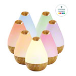 Ultraschall Luftbefeuchter Aroma Diffuser AL-1300WS