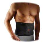 Rückenbandage - McDavid Hüft-/Rückenbandage aus Neopren, One Size