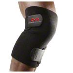 Kniebandage - McDavid Kniebandage ohne Patellaöffnung aus Neopren, One Size