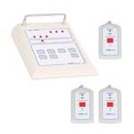 Notrufanlage - Notrufanlage Empfangseinheit medi-call 06, 6 Kanäle inkl. 3 Sender