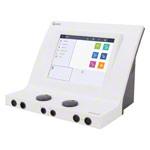 Elektrotherapie - Gymna Universal-Therapiegerät Combi 400, mit Touchscreen Bildschirm + 3D Darstellung