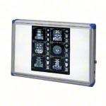 Röntgenfilmbetrachter - Röntgenfilmbetrachter 860 Mediskop, blaue Ecken