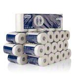 Tork Spender - Tork Toilettenpapier T4 Soft, 3-lagig, 60 Rollen