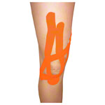 Cure Tape, 31,5 m x 5 cm, wasserfest, orange