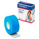 Leukotape - Leukotape K, 5 m x 2,5 cm, blau