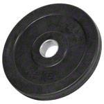 Hantel Gewichte - Hantelscheibe mit Gummiüberzug, 2,5 kg, Stück