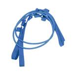 Gymstick - Gymstick Ersatz-Tubings, mittel, blau, Paar