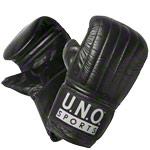 Boxhandschuhe - U.N.O. Sports Ballhandschuh Punch Pro, Gr. M, Paar