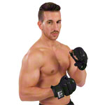 Boxsport - Bremshey Ballhandschuh Fitness, Gr. S-M, Paar
