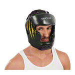Boxsport - U.N.O. Sports Kopfschutz Leather Pro, Gr. S-M