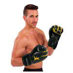 Boxsport - U.N.O. Sports Boxhandschuh Team, 14 Unzen, Paar