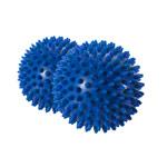 Noppenbälle - ARTZT vitality Massage-Ball, Ø 10 cm, blau, 2 Stück