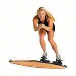 Ellipsentrainer - Ski Trainer Pro Fitter 2
